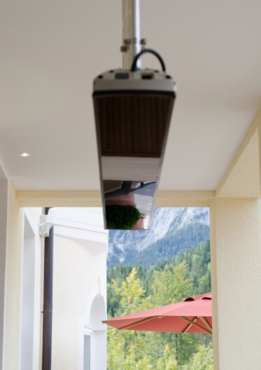 Vision - House - Infrared Radiant Heater Ideas