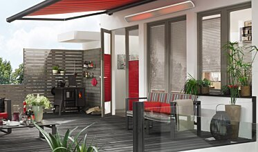Private Residence - Infrared Radiant Heater Ideas