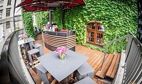 Spot - Hotel Platzl - Spot 2800W Radiant Heater by Heatscope Heaters