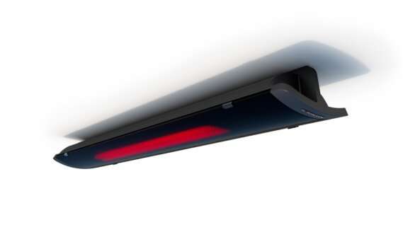 Pure 3000W Collection - Black / Black - Flame On by Heatscope Heaters