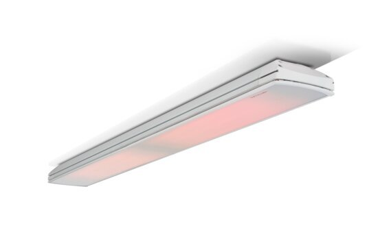 Vision 3200W Collection - White / White - Flame On by Heatscope Heaters