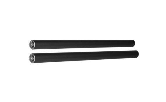 500mm Extension Rods Black Accessorie - Black by Heatscope Heaters