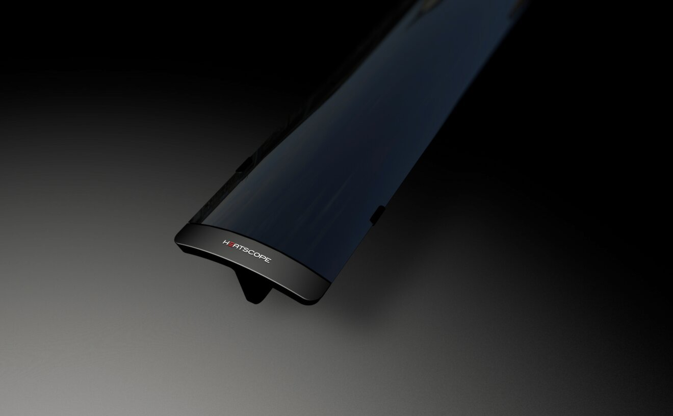 Pure 3000W  - Studio Image by Heatscope